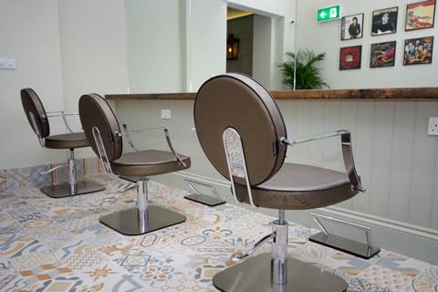 Aitch SE24 Hair Salon in Herne Hill